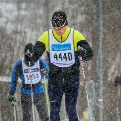 Skiing 90 km - Henrik Andersson (4440)