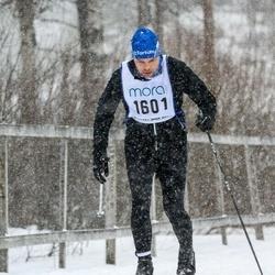 Skiing 90 km - Henrik Mellberg (1601)