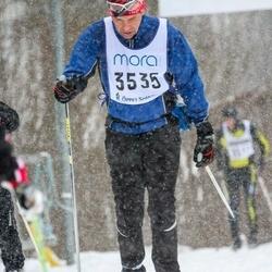 Skiing 90 km - Henrik Boberg (4545)