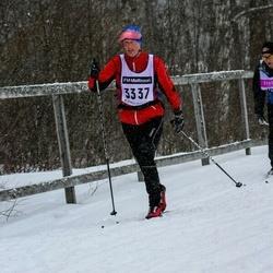 Skiing 90 km - Britt-Marie Sjögren (3337)