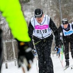 Skiing 90 km - Christer Hyléen (6518)