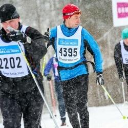 Skiing 90 km - Alexander Grindberg (4395)