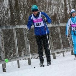 Skiing 90 km - Anders Brandt (984)
