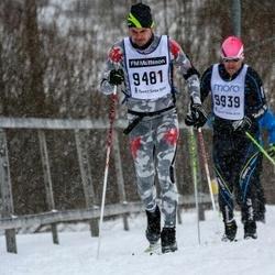 Skiing 90 km - Adrian Lundqvist (9481)