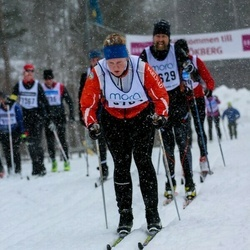 Skiing 90 km - Sofia Levin (3701)