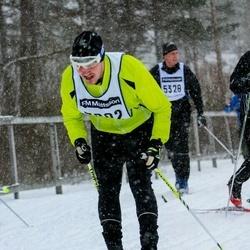 Skiing 90 km - Robert Lönnqvist (7202)