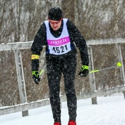 Skiing 90 km - Anders Sandblom (4521)