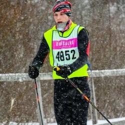 Skiing 90 km - Henrik Zetterberg (4852)