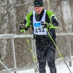 Skiing 90 km - Ulf Persson (2152)