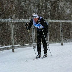 Skiing 90 km - Anton Lundblad (81)