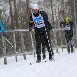 Skiing 90 km - Anders Bengtsson (8303)