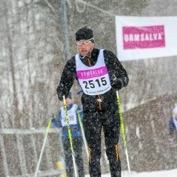 Skiing 90 km - Erik Sävmark (2515)