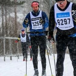 Skiing 90 km - Martin Svensson (3255)