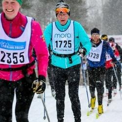 Skiing 90 km - Jan Malm (1725)