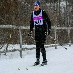 Skiing 90 km - Caroline Svensson (2843)