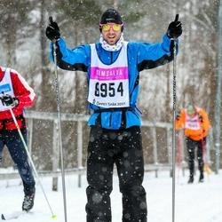 Skiing 90 km - Anders Svensson (8954)