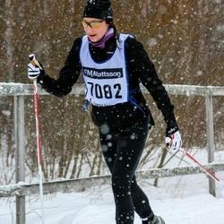 Skiing 90 km - Elin Bergqvsit/genneby (7082)
