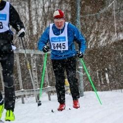 Skiing 90 km - Agne Carlsson (6445)