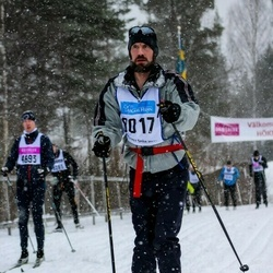Skiing 90 km - David Säfwe (8017)