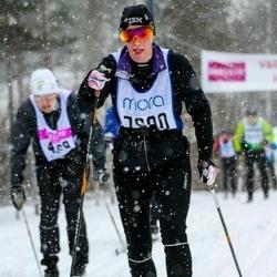 Skiing 90 km - Jennie Falk Eriksson (7990)