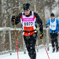 Skiing 90 km - Anders Wigh (6972)