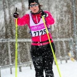 Skiing 90 km - Jenny Svensson (2725)