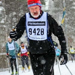 Skiing 90 km - Åke Persson (9428)