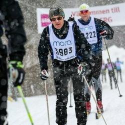 Skiing 90 km - Jan-Eric Johansson (3983)