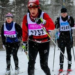 Skiing 90 km - Elisabeth Hedberg (2732)