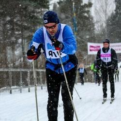 Skiing 90 km - Björn Boucht (8103)