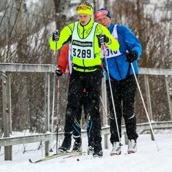 Skiing 90 km - Alexander Åquist (3289)