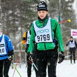 Skiing 90 km - Cecilia Sjöholm (9769)