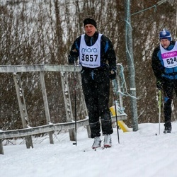 Skiing 90 km - Axel Jönsson (3857)