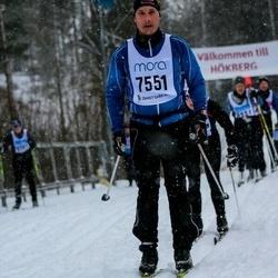 Skiing 90 km - David Lindblad (7551)