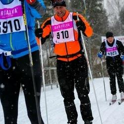 Skiing 90 km - Esben Nielsen (910)