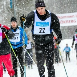 Skiing 90 km - Fredrik Malgerud (22)