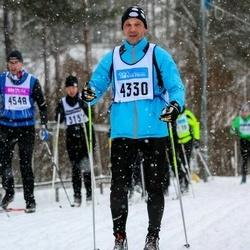 Skiing 90 km - Christer Åkerblom (4330)