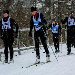 Skiing 90 km - Christer Ljungdahl (2085), Johanna Dannehag (3132)