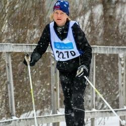 Skiing 90 km - Arjalingonstigen 73 Johansson (2270)