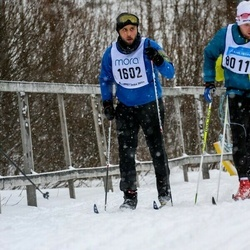 Skiing 90 km - Anders Jonsson (1602)