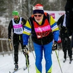 Skiing 90 km - Erik-Åke Tranberg (30680)