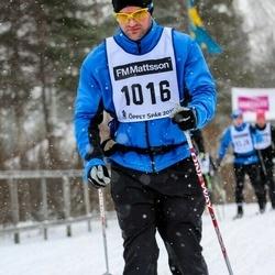 Skiing 90 km - Alexander Herlin (1016)