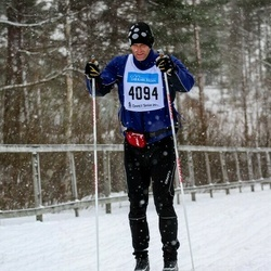 Skiing 90 km - Henrik Svebéus (4094)