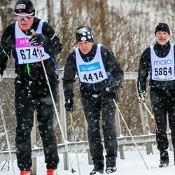 Skiing 90 km - Christer Jansson (4414)