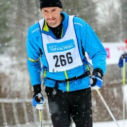 Skiing 90 km - Christer Rikenberg (266)