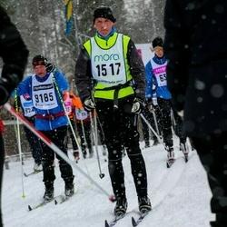 Skiing 90 km - Anders Niklasson (1517)