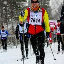 Skiing 90 km - Christer Dahlström (7844)