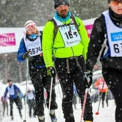 Skiing 90 km - Björn Holmberg (1843)