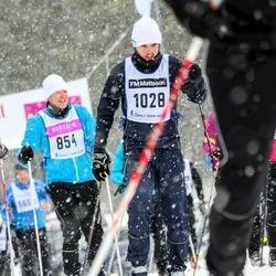 Skiing 90 km - Fredrik Sjölin (1028)