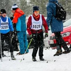 Skiing 90 km - Elin Olofsson (5529)